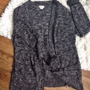 Mossimo Supply Co. Sweater Cardigan Small